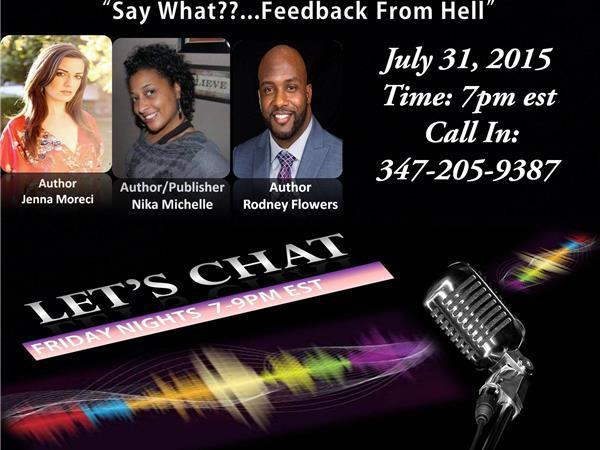 Let's Chat Radio Show