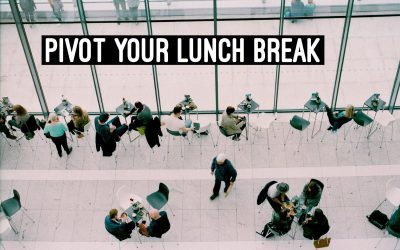 How to Pivot Your Lunch Break for More Productive Afternoons