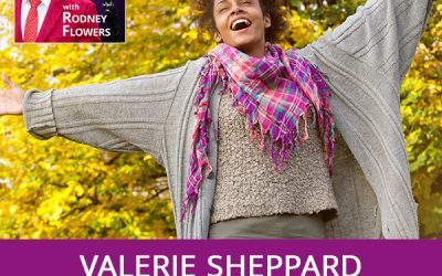 Valerie Sheppard on How To Live Happy Being Me