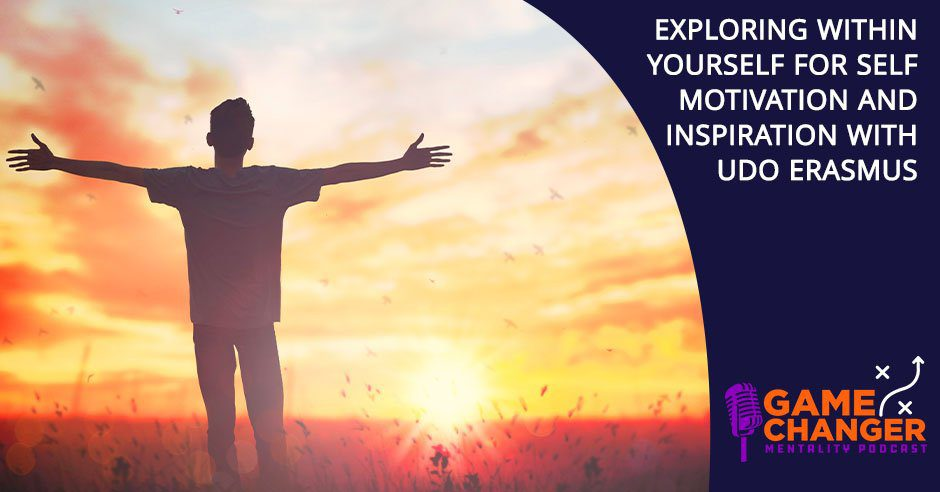 GCM 229 Udo Erasmus | Exploring Within Yourself