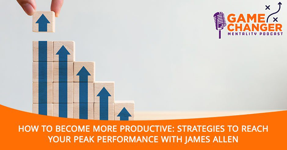 GCM 229   Become More Productive
